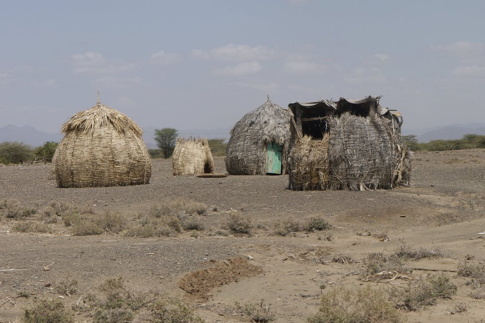 Turkana homes