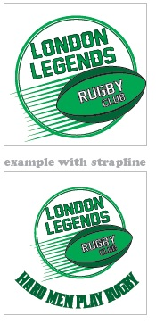 London Legends Logo IDEA 4