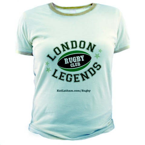London Legends t-shirt