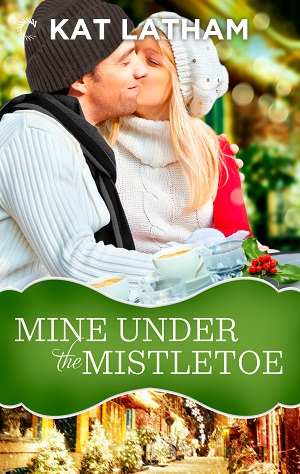 Mine Under the Mistletoe - Book Cover