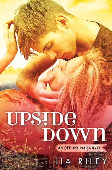 Upside Down by Lia Riley