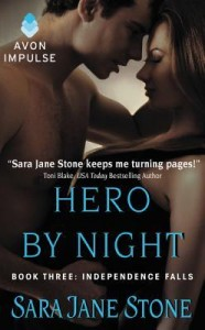 Hero by Night - Sara Jane Stone