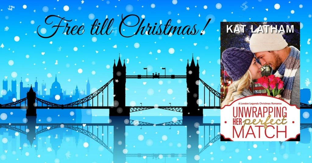 Unwrapping Her Perfect Match is free till Christmas