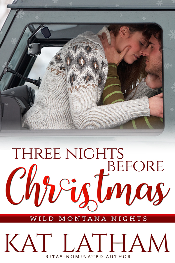 Three Nights Before Christmas - Book Cover