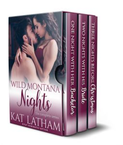 Wild Montana Nights boxset cover