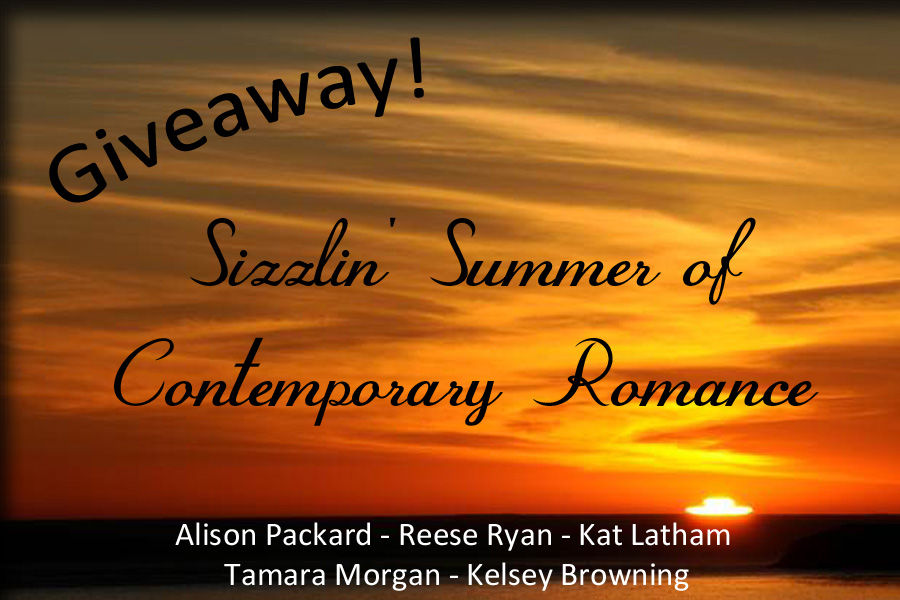 Sizzlin Summer of Contemporary Romance banner