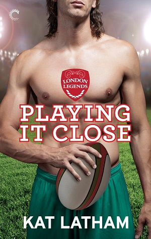 Playing It Close - Book Cover