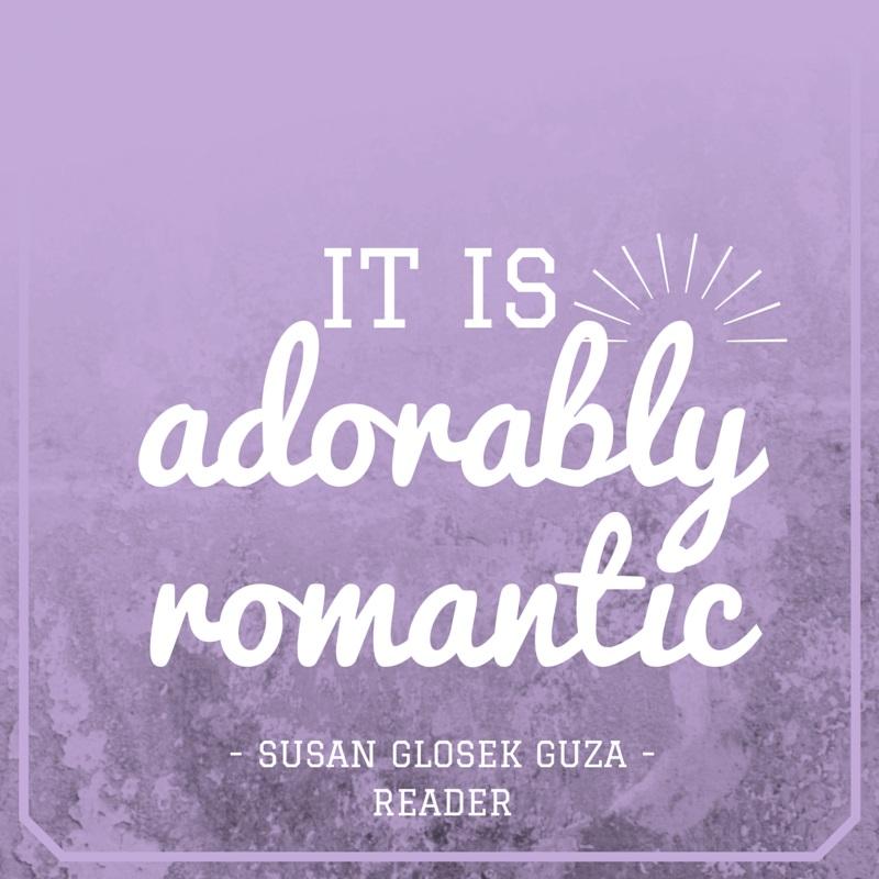 Adorably romantic