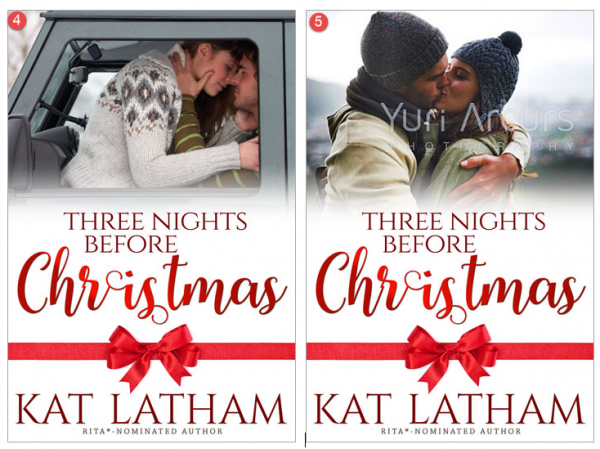 Three Nights cover images