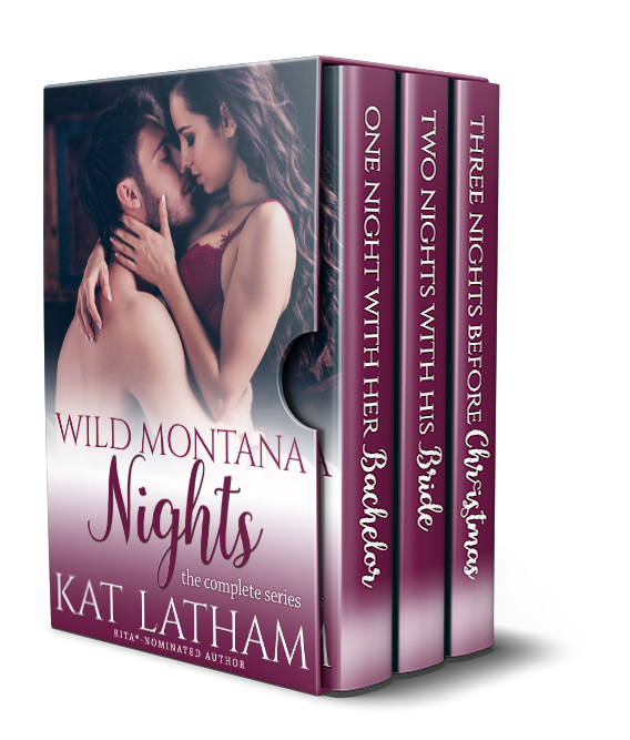 Wild Montana Nights boxset