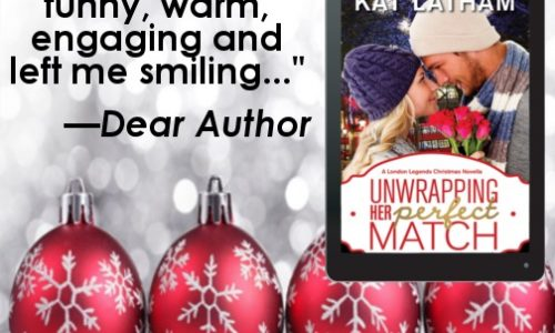 Unwrapping Her Perfect Match by Kat Latham